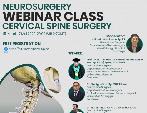 Neurosurgery Webinar Class — Cervical Spine Society
